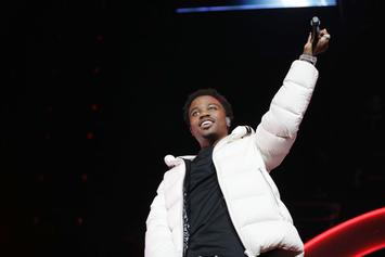 """Roddy Ricch's """"The Box"""" Goes Seven-Times Platinum"""