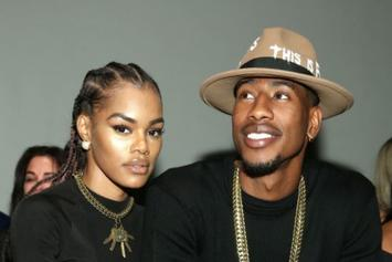 Teyana Taylor & Iman Shumpert Give First Look At Newborn Daughter Rue Rose