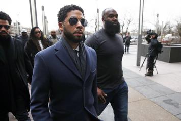 "Jussie Smollett Denies Hoax Accusations & Calls Case ""Beyond Frustrating"""