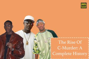 The Rise & Fall Of C-Murder: A Complete History