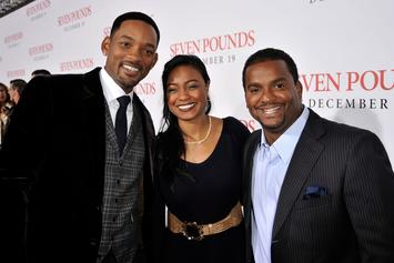 """Will Smith Reunites With """"Fresh Prince"""" Cast To Officially Announce Reunion Special"""