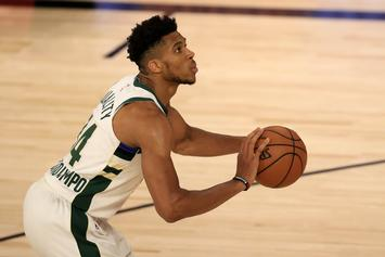 Giannis Antetokounmpo Unfollows Bucks Teammates, Fans React