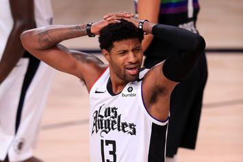 "Paul George Says Clippers Are Not In ""Panic Mode"" Following Game 6 Loss"
