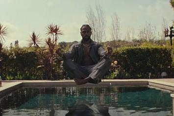 "Big Sean Levitates Above His Pool In ""ZTFO"" Video With Travis Scott"