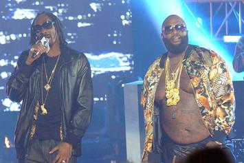 Snoop Dogg Repurposes Period Challenge By Savagely Roasting Rick Ross