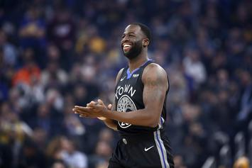 Draymond Green Defends Celtics After Reports Of Locker Room Meltdown