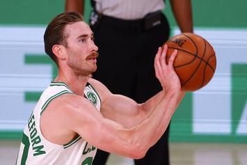 Gordon Hayward To Return For Celtics During Game 3: Report