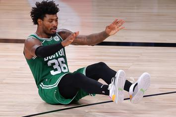 Marcus Smart Reveals What Went Down During Celtics Locker Room Blow -Up