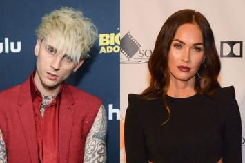 "Machine Gun Kelly Discovered ""Love At First Sight"" With Megan Fox"