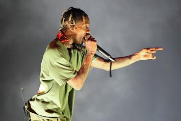 "Travis Scott ""Franchise"" Single Features Young Thug & M.I.A"