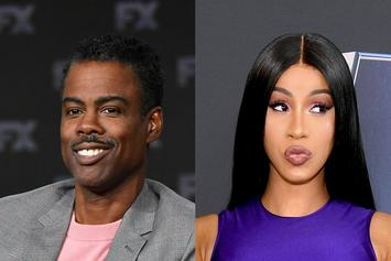 Chris Rock Reveals He Almost Got Cardi B Her Own Show Before Music