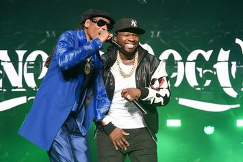 """Snoop Dogg Sent 50 Cent Cryptic Picture After """"Power"""" Gay Scene"""