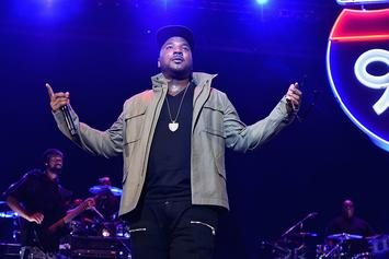 Jeezy Adds Three Platinum Plaques To The Wall