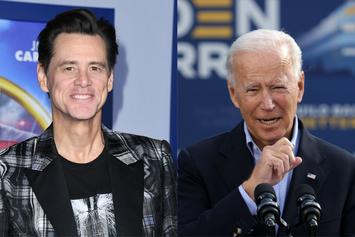 """SNL"" Gives Sneak-Peek Of Jim Carrey As Joe Biden, Maya Rudolph As Kamala Harris"