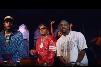 "Nas, Fivio Foreign & A$AP Ferg Talk ""Spicy"" In New Video"