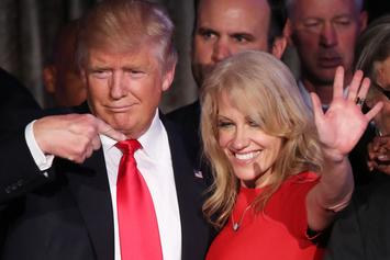 "Kellyanne Conway Has COVID-19, Daughter Calls Trump An ""Idiot"""