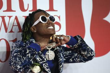 Rich The Kid Ordered To Pay Former Managers $1.1 Million: Report