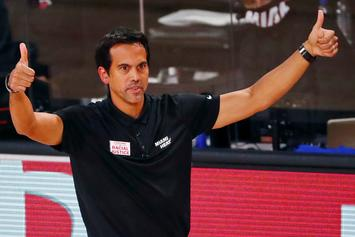 "Erik Spoelstra On Heat Critics: ""We Don't Give A S**t What Everybody Else Thinks"""