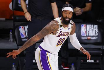 LeBron James & Markieff Morris Game 5 Blunder Goes Viral & L.A. Fans Are Angry