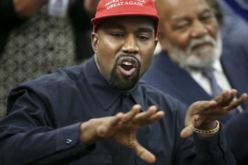 Kanye West Drops Official Presidential Campaign Ad