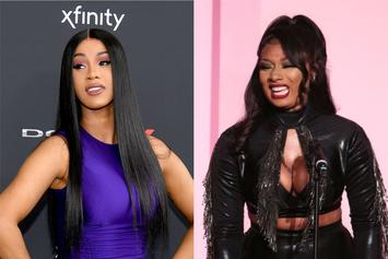 "Cardi B & Megan Thee Stallion Don't Submit ""WAP"" For Grammy Consideration"