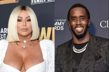 """Aubrey O'Day Reveals Trump Would """"Daily"""" Tell Her About Diddy Friendship"""