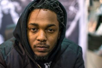 "Kendrick Lamar's Album Coming ""Soon Soon,"" Says Punch"