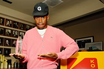 Tyler, The Creator Interviews Himself & Reveals His Favorite Albums