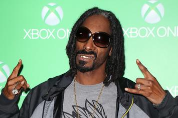 Snoop Dogg Got A Xbox Series X Care Package For His 49th Birthday