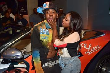 YFN Lucci & Reginae Carter Seemingly Go On Vacation Together