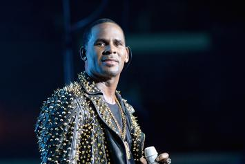 R. Kelly Attacker Sentenced To Life In Prison: Report