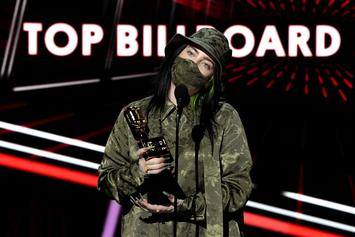 """Trump Admin Says Billie Eilish Is """"Destroying"""" The Country In Leaked Docs"""