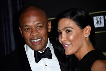 Dr. Dre's Alleged Mistress Posts Poetic Message To IG Following Allegations