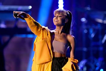 "Ariana Grande Holds Down This Week's ""R&B Season"" Playlist"
