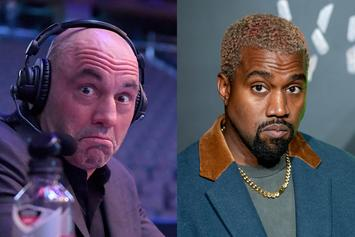 "Joe Rogan On Kanye West For 2024 President: ""He Could Be"""