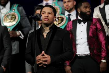 Gervonta Davis Reportedly Involved In Hit-And-Run Crash