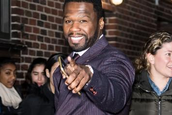 50 Cent Waves Bye-Bye To Donald Trump