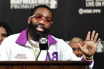 "Adrien Broner Rejects Celina Powell: ""All P*ssy Is Not Good P*ssy"""