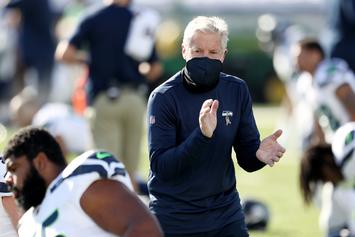 Seahawks Award Pete Carroll With Contract Extension