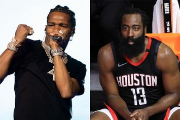 Lil Baby Gambles With James Harden In Vegas