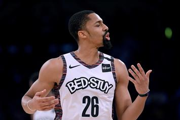 Spencer Dinwiddie Responds To Recent Trade Rumor