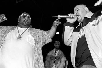 Fat Joe Celebrates Big Pun With GOAT Tier Throwback Pic