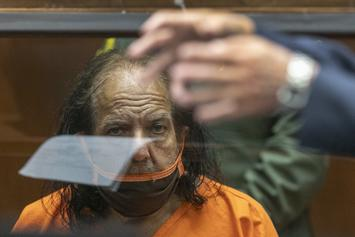 Ron Jeremy Faces Lawsuit From Yet Another Alleged Sexual Assault Victim