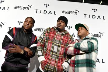 Sheek Louch Recalls Suge Knight Calling His Mom's House To Sign The Lox