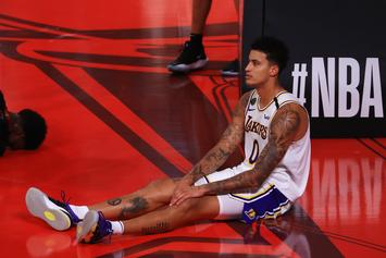 Lakers Conflicted On Whether To Extend Kyle Kuzma's Deal: Report