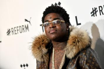 Kodak Black Given New Release Date From Prison: Report