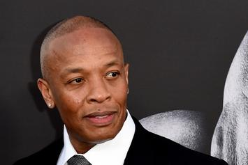 """Dr. Dre Allegedly Suffers """"Detox"""" Leak As """"Get It"""" Hits The Internet: Report"""