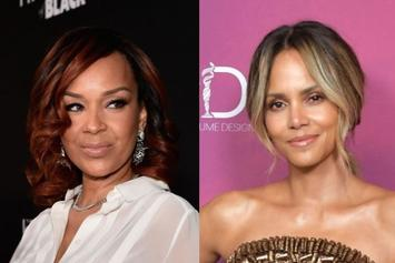 "LisaRaye McCoy Suggests Halle Berry Is Bad In Bed: ""That's What I Heard"""