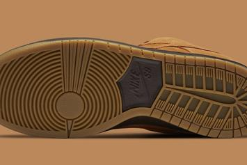 """Nike SB Dunk Low """"Wheat Mocha"""" Officially Unveiled"""