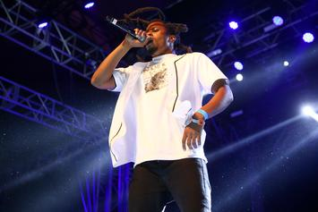 """Denzel Curry Reveals Details On New Album """"Melt My Eyez, See Your Future"""""""